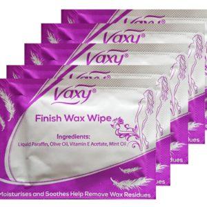 After Wax Wipes 5 , Post Wax treatment Body Waxing