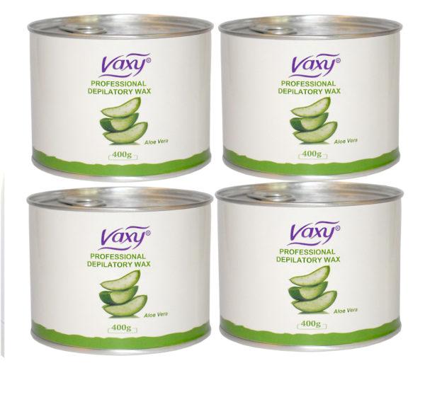 Professional Grade Creamy Aloe Vera Wax Cream