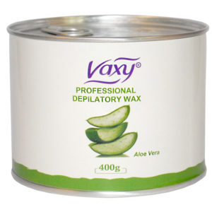 High Performance, Professional Grade Creamy Aloe Vera Wax Cream Salon Face Body Leg Hair Removal 400g