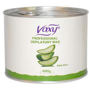 High Performance, Professional Grade Creamy Aloe Vera Wax Cream Salon Face Body Leg Hair Removal 400g