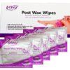 post wax wipe