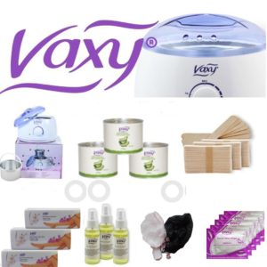 Vaxy Salon Waxing Kit