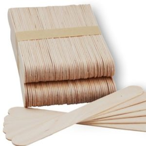 Wooden Waxing Spatulas Professional Disposable Wax Sticks Applicators X 2000